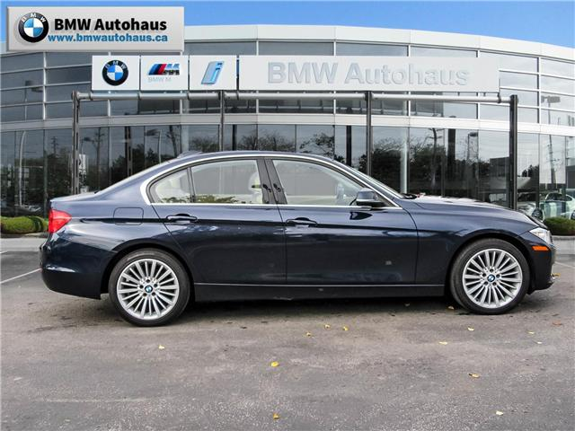 2014 BMW 328i xDrive (Stk: P8575) in Thornhill - Image 4 of 23