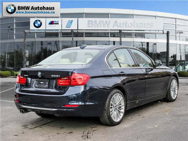 2014 BMW 328i xDrive (Stk: P8575) in Thornhill - Image 5 of 23