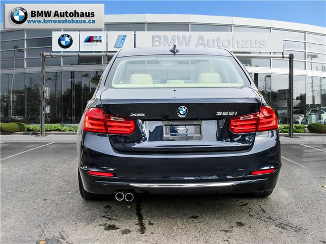 2014 BMW 328i xDrive (Stk: P8575) in Thornhill - Image 6 of 23