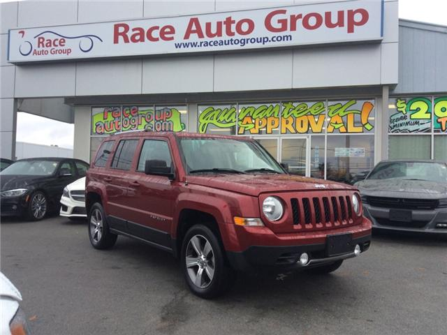 2016 Jeep Patriot Sport/North (Stk: 16254A) in Dartmouth - Image 1 of 22