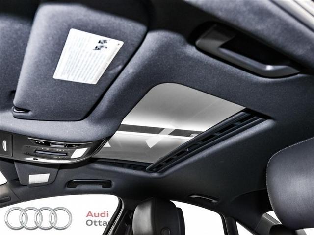 2017 Audi A6 2.0T Progressiv (Stk: 50597) in Ottawa - Image 10 of 21