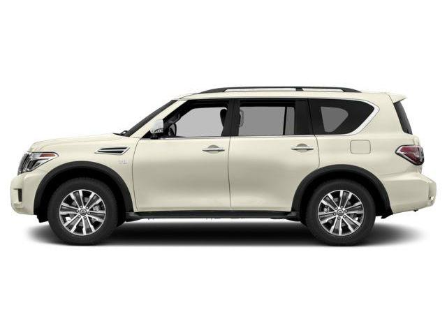 2019 Nissan Armada SL (Stk: U044) in Ajax - Image 2 of 9