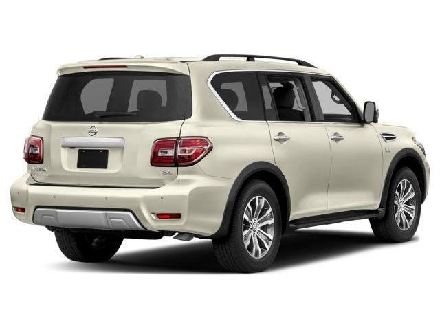 2019 Nissan Armada SL (Stk: U044) in Ajax - Image 3 of 9
