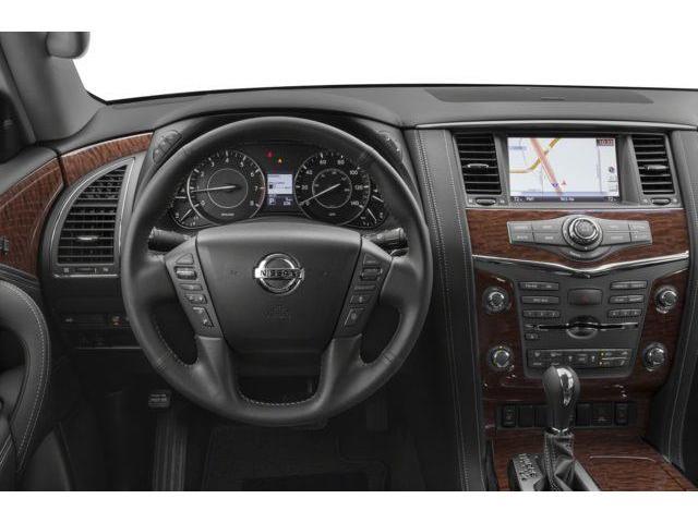 2019 Nissan Armada SL (Stk: U044) in Ajax - Image 4 of 9