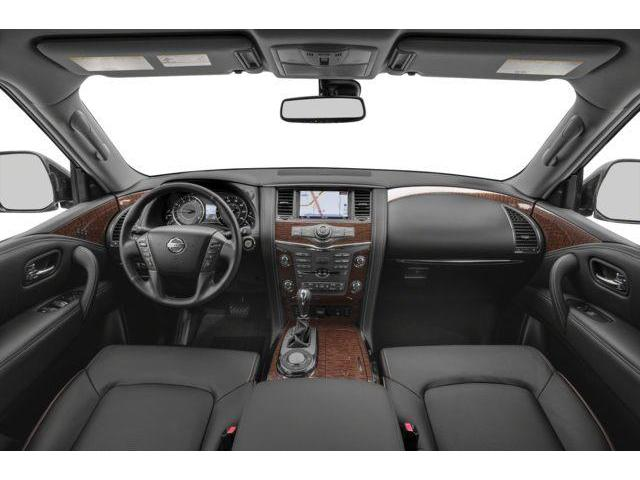 2019 Nissan Armada SL (Stk: U044) in Ajax - Image 5 of 9