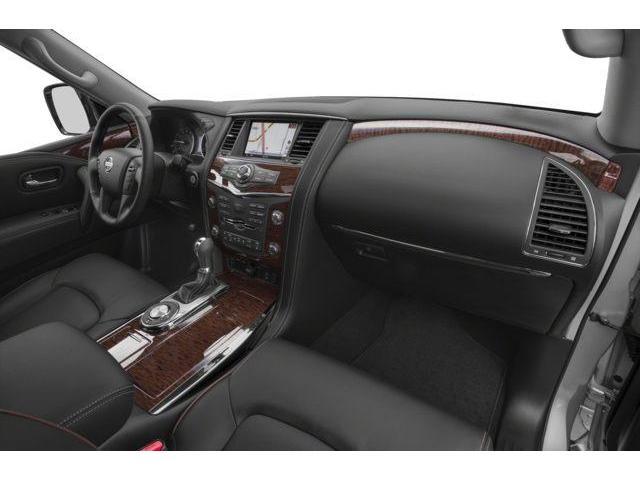 2019 Nissan Armada SL (Stk: U044) in Ajax - Image 9 of 9