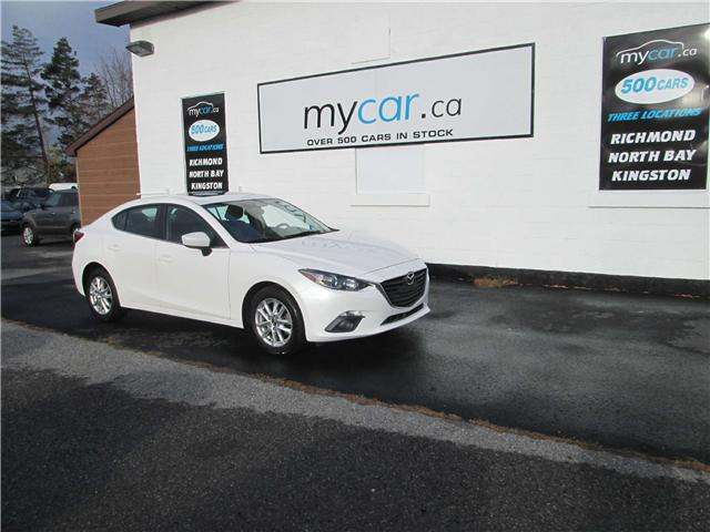 2015 Mazda Mazda3 GS (Stk: 181530) in Richmond - Image 2 of 14