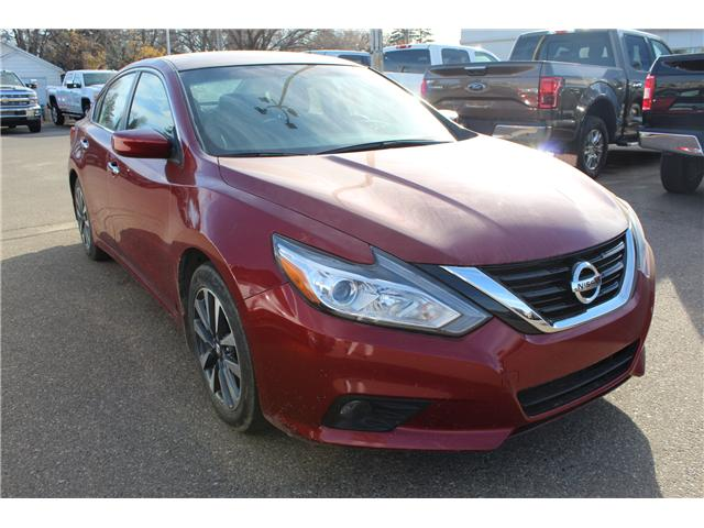 2017 Nissan Altima 2.5 SV (Stk: 199275) in Brooks - Image 1 of 23
