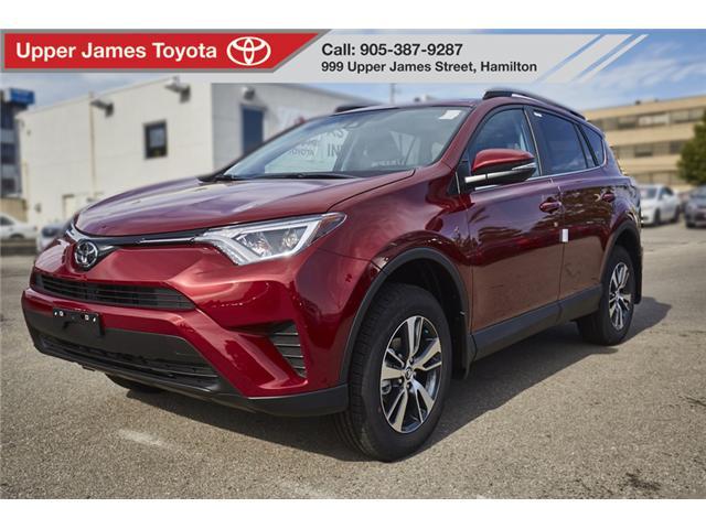 2018 Toyota RAV4 LE (Stk: 1801054) in Hamilton - Image 1 of 16