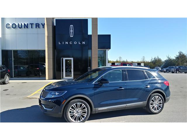2018 Lincoln MKX Reserve (Stk: L0874) in Bobcaygeon - Image 1 of 24