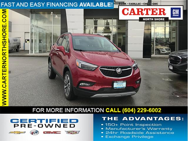 2018 Buick Encore Essence (Stk: 8E39591) in North Vancouver - Image 1 of 26