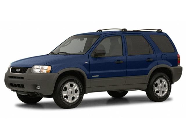 Used 2002 Ford Escape XLS  - Coquitlam - Eagle Ridge Chevrolet Buick GMC