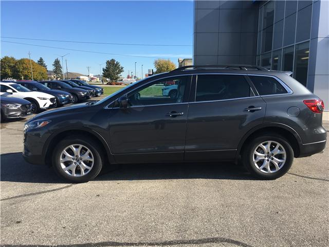 2015 Mazda CX-9 GS (Stk: UT278) in Woodstock - Image 2 of 19