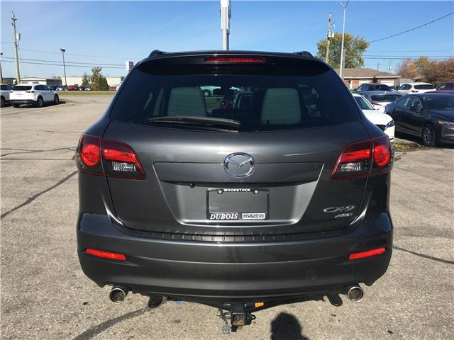 2015 Mazda CX-9 GS (Stk: UT278) in Woodstock - Image 4 of 19