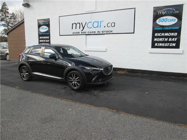 2016 Mazda CX-3 GT (Stk: 181624) in Richmond - Image 2 of 14