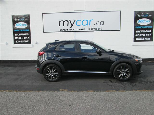 2016 Mazda CX-3 GT (Stk: 181624) in Richmond - Image 1 of 14
