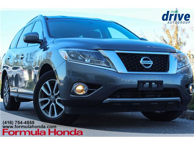 2015 Nissan Pathfinder SL (Stk: B10594A) in Scarborough - Image 1 of 22