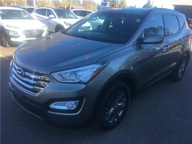 2015 Hyundai Santa Fe Sport 2.4 Premium (Stk: 18162-1) in Pembroke - Image 1 of 6