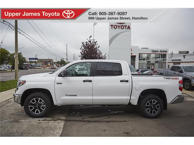 2019 Toyota Tundra SR5 Plus 5.7L V8 (Stk: 190159) in Hamilton - Image 2 of 17