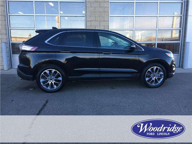 2015 Ford Edge Titanium (Stk: J-2103A) in Calgary - Image 2 of 21