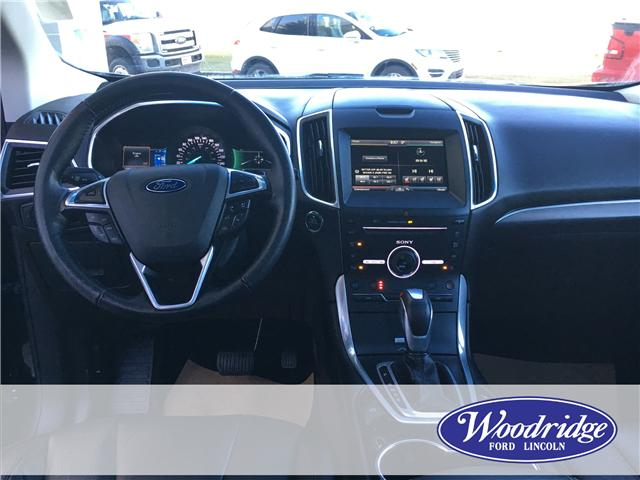 2015 Ford Edge Titanium (Stk: J-2103A) in Calgary - Image 10 of 21