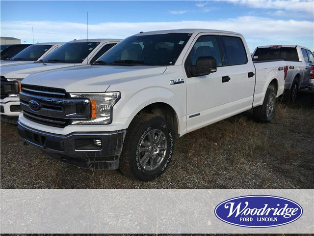 2018 Ford F-150 XLT (Stk: J-2387) in Calgary - Image 1 of 5