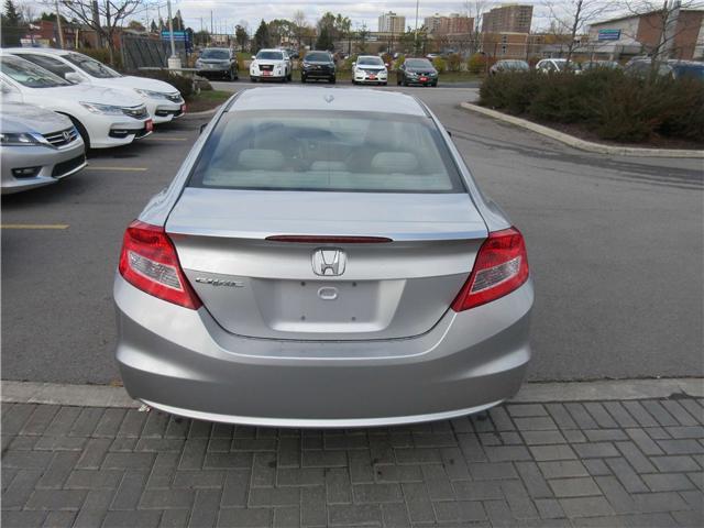 2012 Honda Civic EX-L (Stk: 25530A) in Ottawa - Image 2 of 8