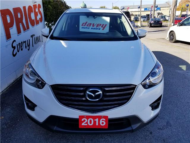 2016 Mazda CX-5 GS (Stk: 18-697) in Oshawa - Image 2 of 19