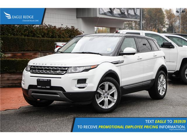 2015 Land Rover Range Rover Evoque Pure (Stk: 158047) in Coquitlam - Image 1 of 17