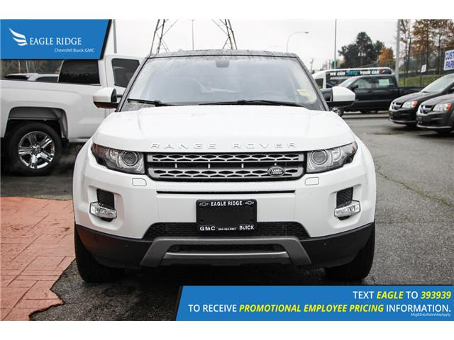 2015 Land Rover Range Rover Evoque Pure (Stk: 158047) in Coquitlam - Image 2 of 17