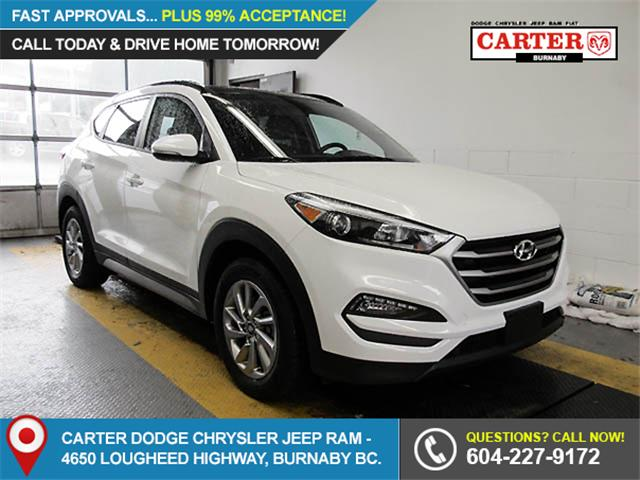 2018 Hyundai Tucson SE 2.0L (Stk: 9-6009-0) in Burnaby - Image 1 of 24