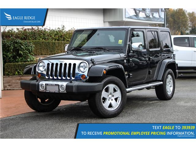 2011 Jeep Wrangler Unlimited Sahara (Stk: 118405) in Coquitlam - Image 1 of 14