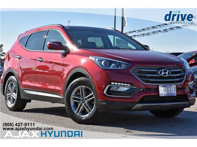 2018 Hyundai Santa Fe Sport 2.4 SE (Stk: P4586R) in Ajax - Image 1 of 30
