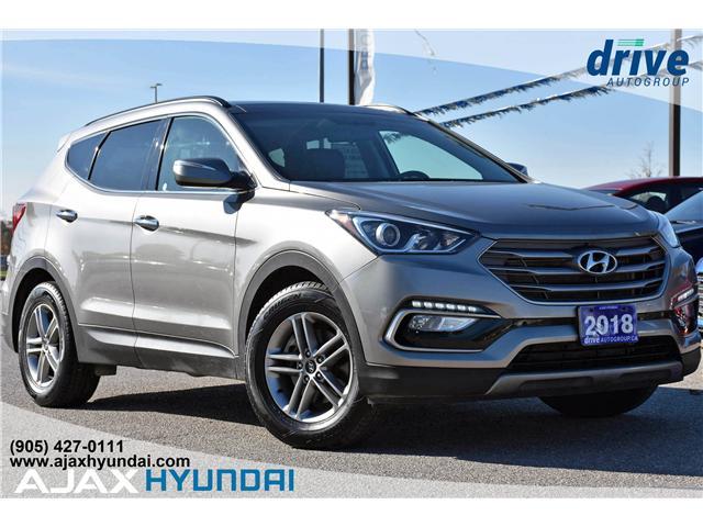 2018 Hyundai Santa Fe Sport 2.4 SE (Stk: P4588R) in Ajax - Image 1 of 29
