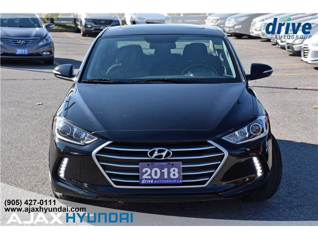 2018 Hyundai Elantra GL SE (Stk: P4589R) in Ajax - Image 2 of 25