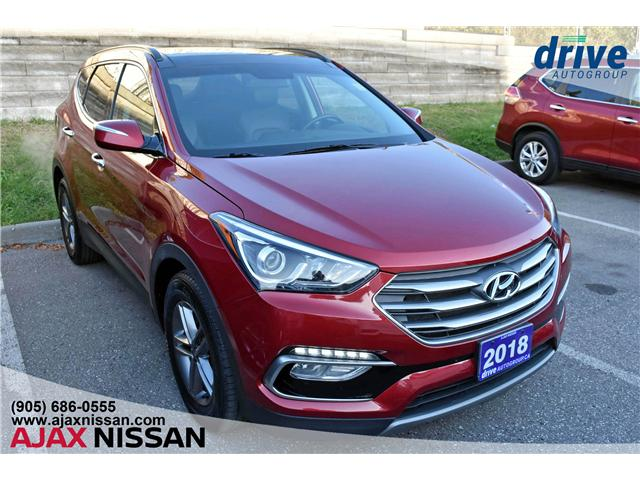 2018 Hyundai Santa Fe Sport 2.4 Base (Stk: P3999R) in Ajax - Image 1 of 25