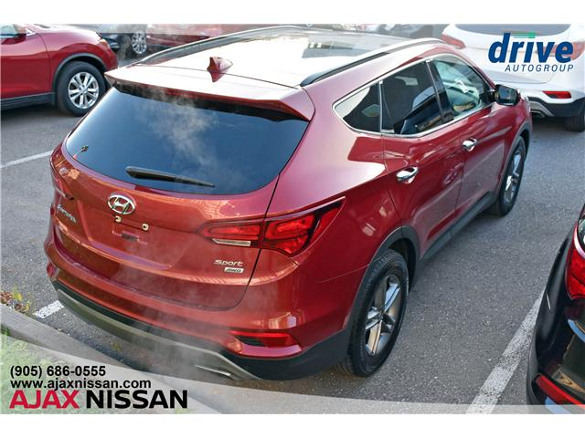 2018 Hyundai Santa Fe Sport 2.4 Base (Stk: P3999R) in Ajax - Image 6 of 25