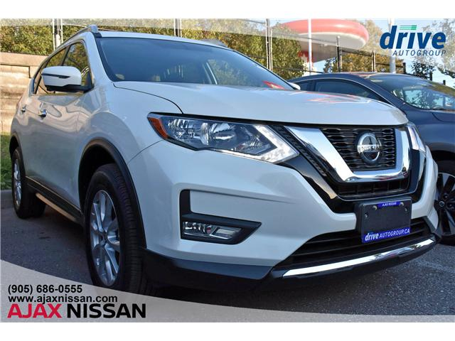 2018 Nissan Rogue SV (Stk: P3997) in Ajax - Image 1 of 29