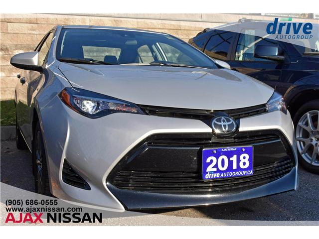2018 Toyota Corolla LE (Stk: T939A) in Ajax - Image 1 of 24