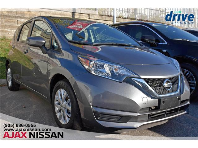 2018 Nissan Versa Note 1.6 SV (Stk: P3987R) in Ajax - Image 1 of 19