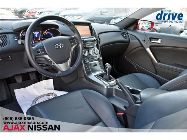 2016 Hyundai Genesis Coupe 3.8 Premium (Stk: T941A) in Ajax - Image 2 of 25