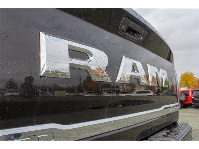 2018 RAM 3500 Longhorn (Stk: J292209) in Abbotsford - Image 9 of 30