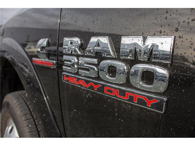 2018 RAM 3500 Longhorn (Stk: J292209) in Abbotsford - Image 13 of 30