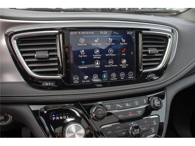2019 Chrysler Pacifica Limited (Stk: K569136) in Abbotsford - Image 20 of 24