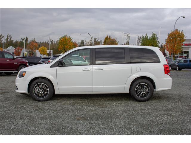 2019 Dodge Grand Caravan CVP/SXT (Stk: K572217) in Abbotsford - Image 4 of 25