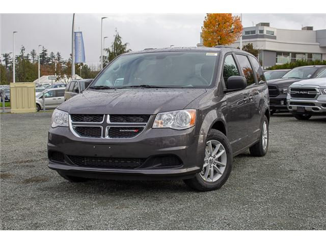 2019 Dodge Grand Caravan CVP/SXT (Stk: K572219) in Abbotsford - Image 3 of 24