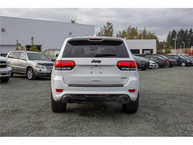 2019 Jeep Grand Cherokee SRT (Stk: K575145) in Abbotsford - Image 6 of 29