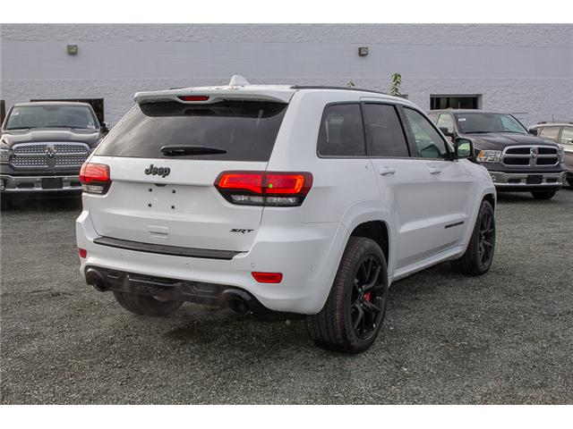 2019 Jeep Grand Cherokee SRT (Stk: K575145) in Abbotsford - Image 7 of 29