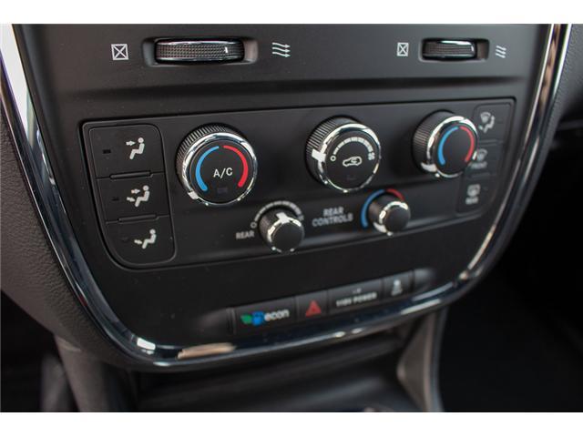 2019 Dodge Grand Caravan CVP/SXT (Stk: K572217) in Abbotsford - Image 22 of 25