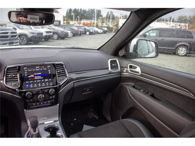 2019 Jeep Grand Cherokee SRT (Stk: K575145) in Abbotsford - Image 15 of 29